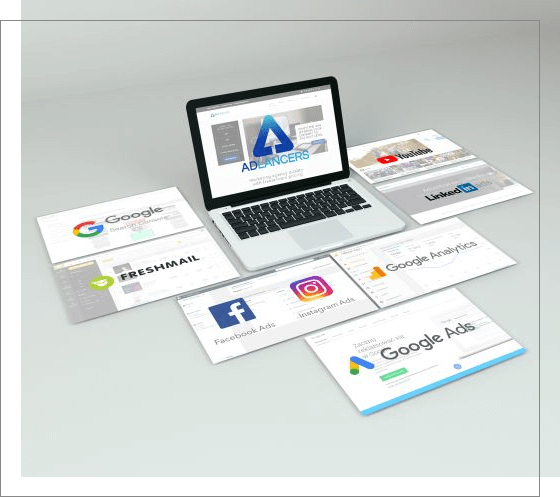 Adlancers agencja marketingu internetowego adwords
