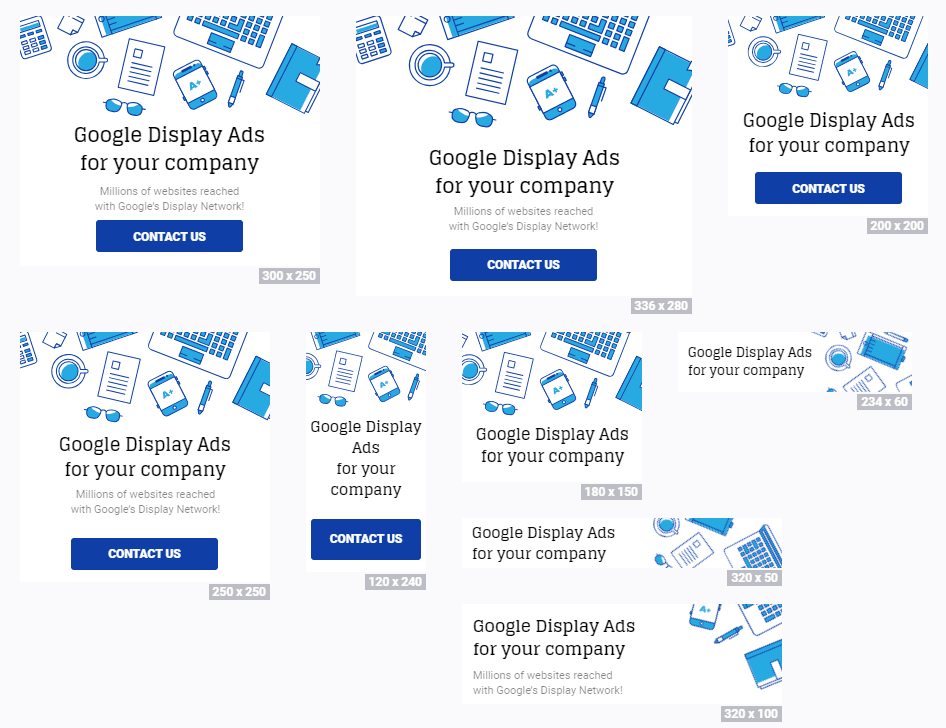 display google ads