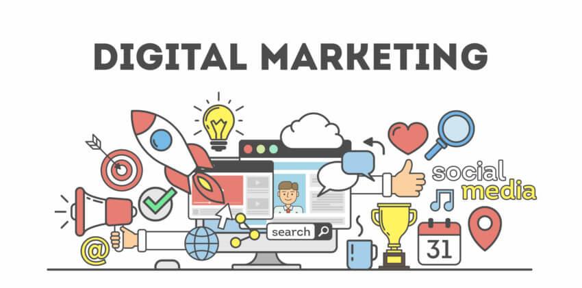 usługi online marketingu reklama w sieci