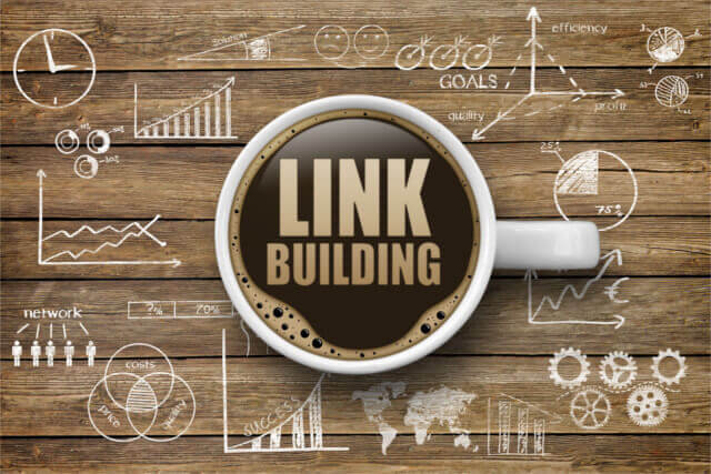 linkbuilding in 2019 marketing service