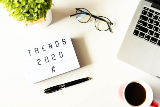 online marketing new trends in 2020 year