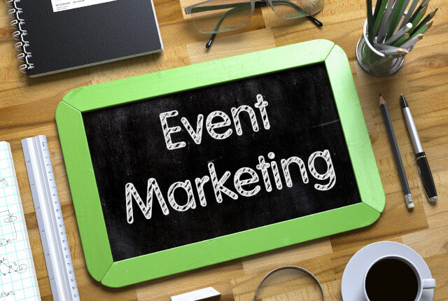 event marketing how to promote business event