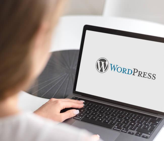 strona firmowa na wordpress cms co to wordpress