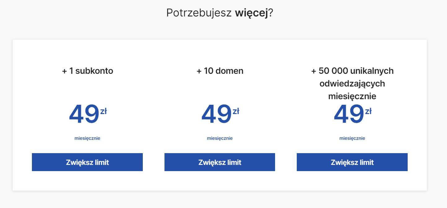 landingi.pl opcje dodatkowe
