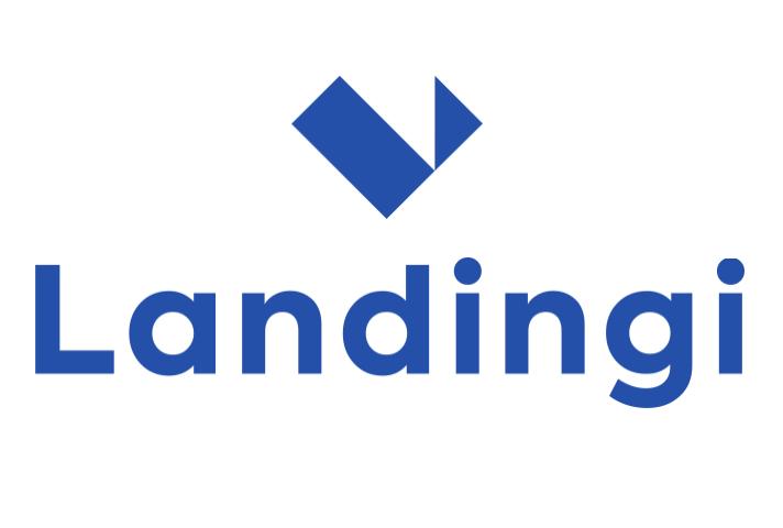 landingi recenzja logo